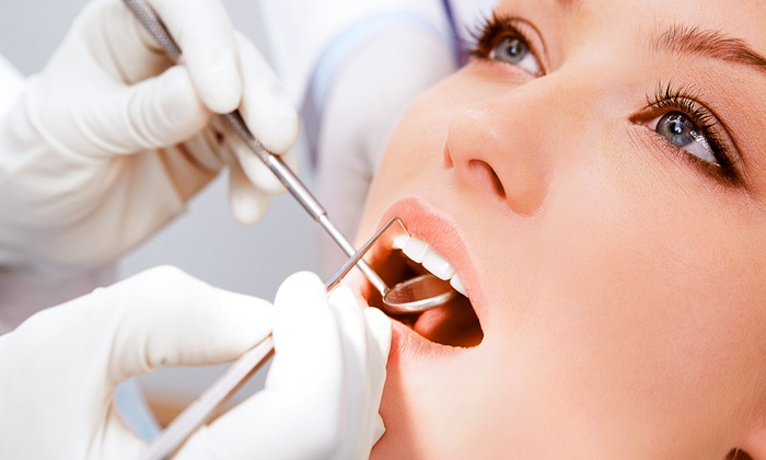 Apple Dental - Northeast Warren: $1,469 for Dental-Implant Package for One Tooth with Exam and X-rays at Apple Dental ($3,859 Value)