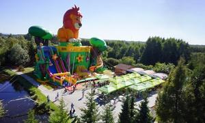 Rodzinny Park Rozrywki Nowa Holandia: Bilet do Rodzinnego Parku Rozrywki Nowa Holandia w Elblągu: wstęp dla 2 dorosłych i 1 dziecka za 44,99 zł i więcej opcji