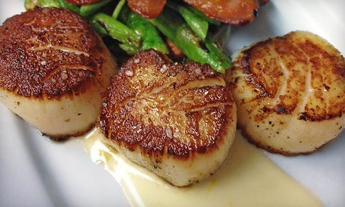 Maranello Restaurant - Fair Oaks: $39 for Contemporary Dinner for Two at Maranello Restaurant (Up to $79 Value)