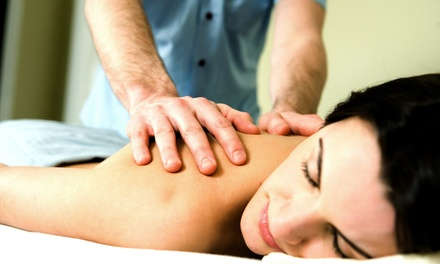 60-Minute Swedish or Deep-Tissue Massage from Aether Elements at Bella Bronze (51% Off)