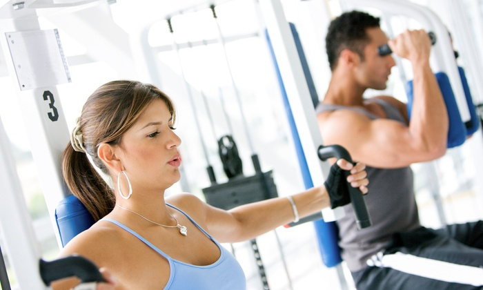 Gilroy Health & Fitness - Gilroy: One- or Three-Month Unlimited Membership to Gilroy Health & Fitness (Up to 87% Off)