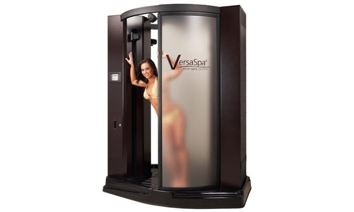Total Tan - Saint Clair Shores: One Month of Level 1 Tanning, One VersaSpa Level 1 Spray Tan, or One Ultimate Level Tan at Total Tan (50% Off)