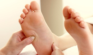 Dr. Dean Spellman: Consultation and Laser Toe-Fungus Removal for One or Both Feet from Dr. Dean Spellman (75% Off)