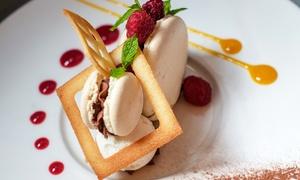 Restaurant L'Absinthe: Menu Découverte en 6 services signé Stéphane Brebel pour 2 ou 4 personnes dès 69 € au restaurant L'Absinthe