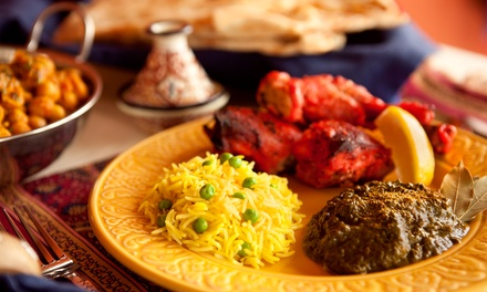 Three-Course Dinner for Two or Four at Handi Cuisine of India (41% Off)