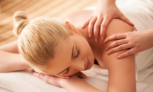 One Or Three One-hour Relaxation, Deep-tissue Or Hot-stone Massages At Rub Bug Spa (up To 56% Off)