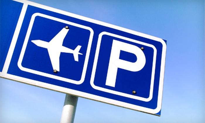 Skypark Airport Parking - Saint Ann: Three or Five Days of Valet Airport Parking at Skypark Airport Parking (51% Off)