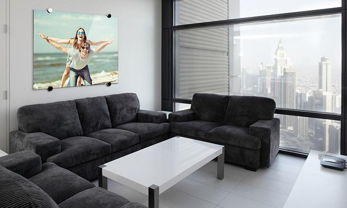foto auf acrylglas groupon goods. Black Bedroom Furniture Sets. Home Design Ideas