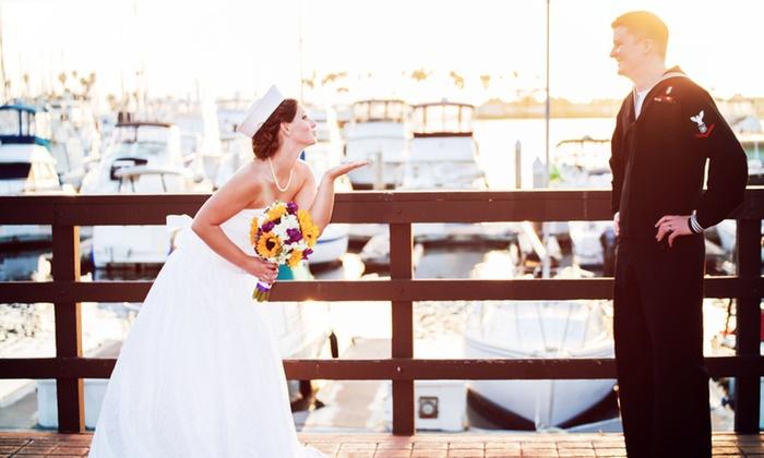 Studio Shadi Photography - San Diego: Portrait Package or Wedding Day Photo Package at Studio Shadi Photography (Up to 50% Off)