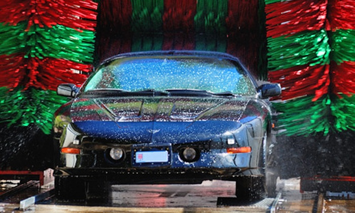 The Car Spa - Park - Lorraine: One or Three Interior or Exterior-Shine Details at The Car Spa (Up to 61% Off)