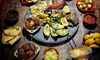 14-Dish Colombian Banquet + Wine