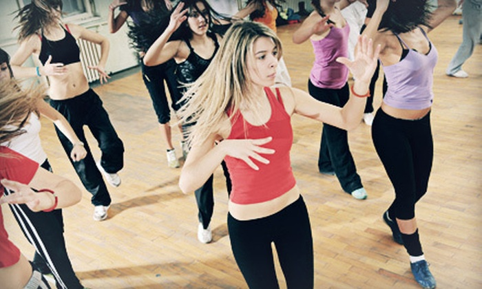 5, 6, 7, 8 Studios - Martinez: 5 or 10 Dance Fitness Classes at 5, 6, 7, 8, Studios (Up to 55% Off)