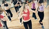 Up to 55% Off Dance Fitness Classes