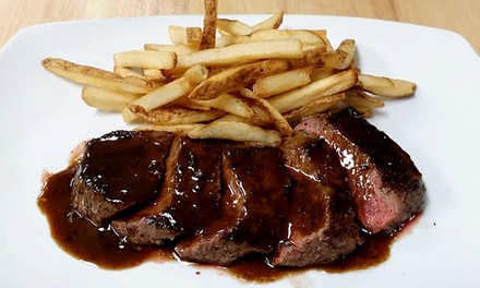 Locally Sourced Cuisine for Two or Four During Lunch or Dinner at Jack's on Montana (40% Off)
