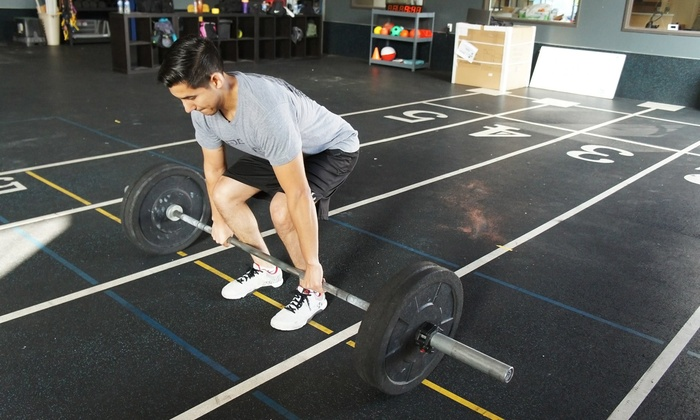 Tribe Functional Fitness - Los Alamitos: CrossFit Classes at Tribe Functional Fitness (Up to 72% Off). Three Options Available.