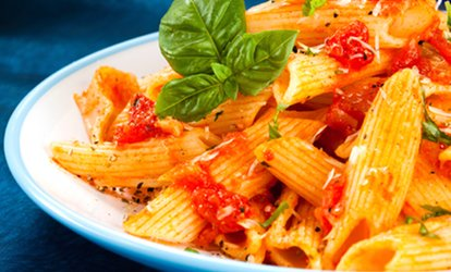 image for Three-Course Italian Meal for Two or Four at Caffe Latino (Up to 48% Off)