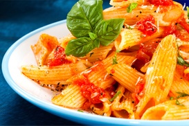 Caffe Latino: Three-Course Italian Meal for Two or Four at Caffe Latino (Up to 48% Off)