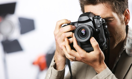 60-Minute Business-Headshot or Family-Portrait Photo Shoot at Isaac Portrait Photography (Up to 81% Off)