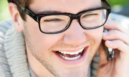 $104 for Teeth Whitening, Cleaning, and X-rays at Huguenin Family Dental ($389 Value)