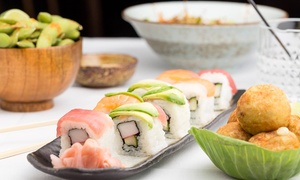 Suito: Up to £50 Toward Japanese Food and Drinks at Suito (Up to 50% Off)