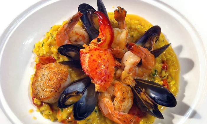Nage Restaurant - Dupont Circle: $22 for $40 Worth of Bistro Seafood for Dinner at Nage