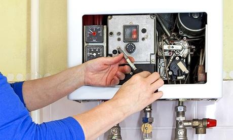 Revisión completa de la caldera con seguro de mantenimiento de 1 año por 39,95 € con BekaGas Oferta en Groupon
