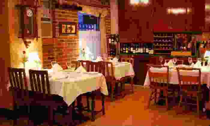La Fontana Siciliana - Belltown: $30 for $60 Worth of Sicilian and Italian Cuisine at La Fontana Siciliana