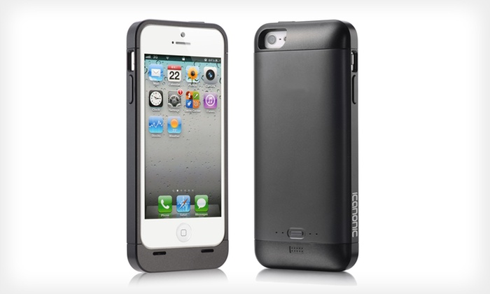 iCanonic Elite iPhone 5 Battery Pack: $34.99 for iCanonic Elite iPhone 5 Battery-Pack Case in Black or White ($49.95 List Price). Free Shipping and Returns.