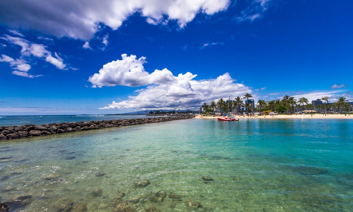 8 Day Hawaii Vacation With Airfare In Honolulu Hi