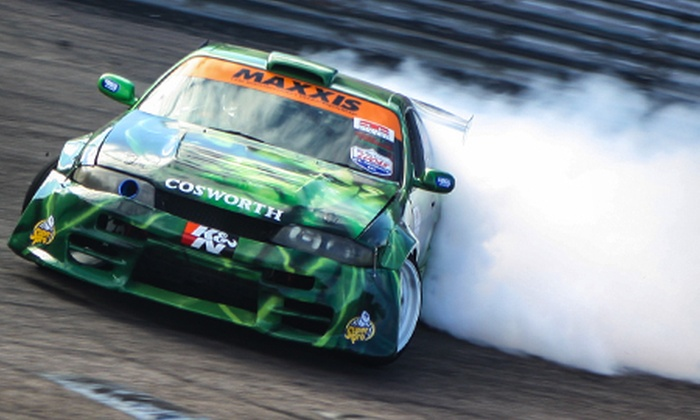 Skidrisk - Birmingham: Drifting Passenger Experience (£19) Plus Skid Pan Drive (£59) with Skid Risk