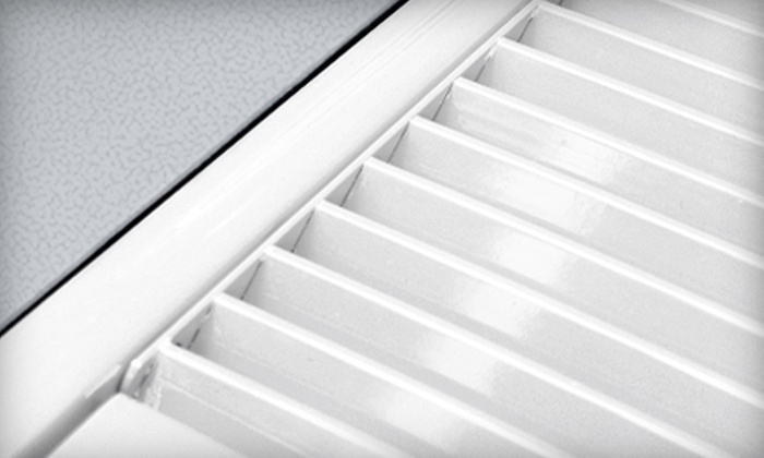 Green Heat Services - Chicago: Air-Duct Cleaning with Furnace Inspection and Optional Dryer-Vent Cleaning from Green Heat Services (87% Off)