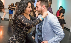 Melómano Latin Entertainment & Dance: 5 or 10 Salsa or Bachata Dance Lessons at Melómano Latin Entertainment & Dance (Up to 59% Off)