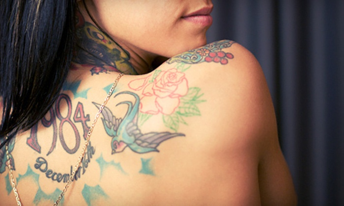 Changes Medical & Wellness Spa - Orlando: Three Laser Tattoo-Removal Treatments for a Small or Large Tattoo at Changes Medical & Wellness Spa (Up to 86% Off)