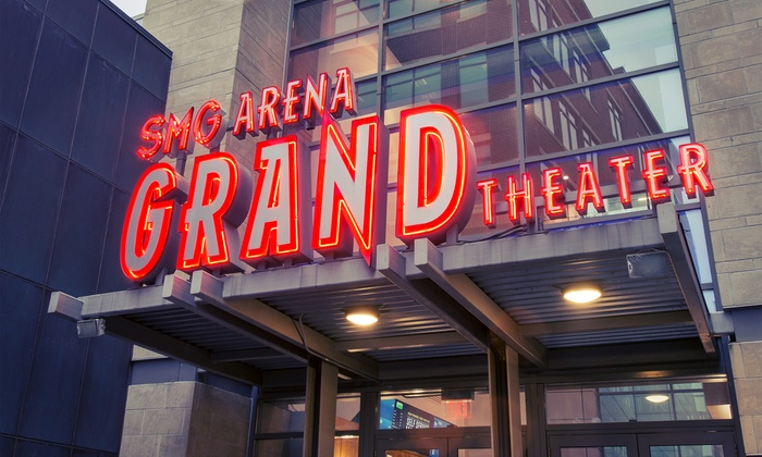 Studio Movie Grill - Columbus, Arena Grand: One, Two, or Four Groupons, Each Good for a Movie Outing with Ticket at Studio Movie Grill (Up to 51% Off)