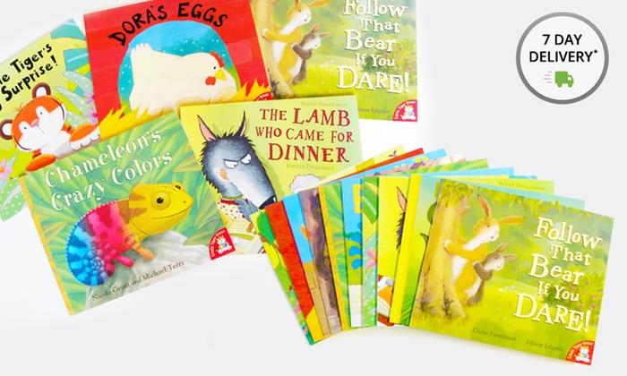 Children's Storytime 10-Book Bundle: Children's Storytime 10-Book Bundle