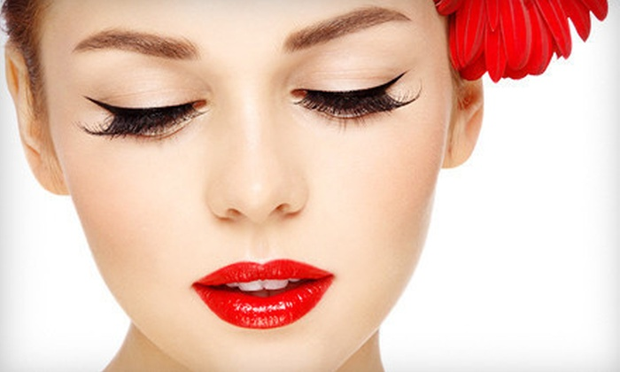Flawless Permanent Cosmetics - Chesterfield: Permanent Eyebrows or Upper and Lower Eyeliner with Option of Touchup at Flawless Permanent Cosmetics (Up to 67% Off)