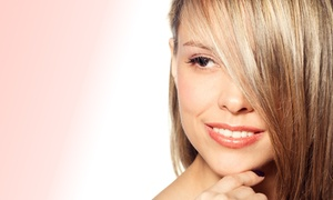 Salon Couture: Cut and Conditioning Treatment with Optional Partial or Full Highlights at Salon Couture (Up to 69% Off)