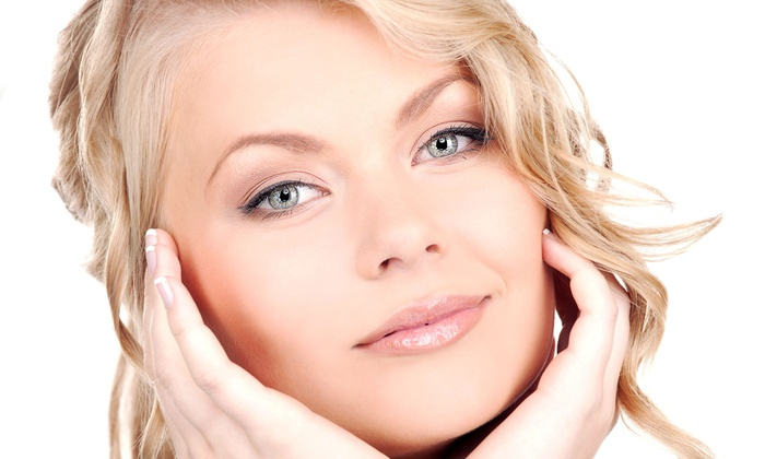 Facial Expressions & Spa - Expressions in Hair: Relaxation Facial or Hot-Stone Massage with Aromatherapy, or Both at Facial Expressions & Spa (Up to 56% Off)