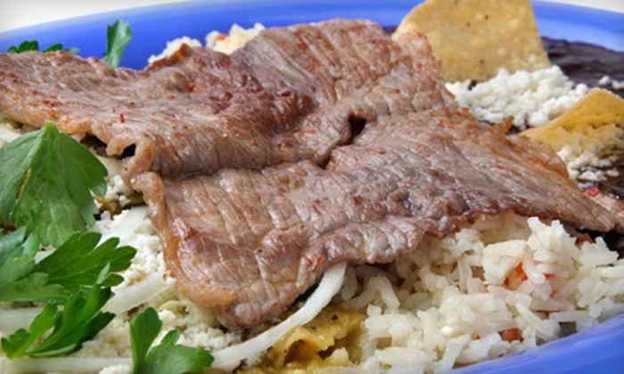 La Teresita Restaurant - Ridgecrest: $12 for $25 Worth of Cuban Cuisine at La Teresita Restaurant in Pinellas Park