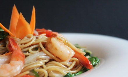 $18 for $30 Worth of Asian-Fusion Cuisine and Tea Drinks for Two or More at Ever Afters