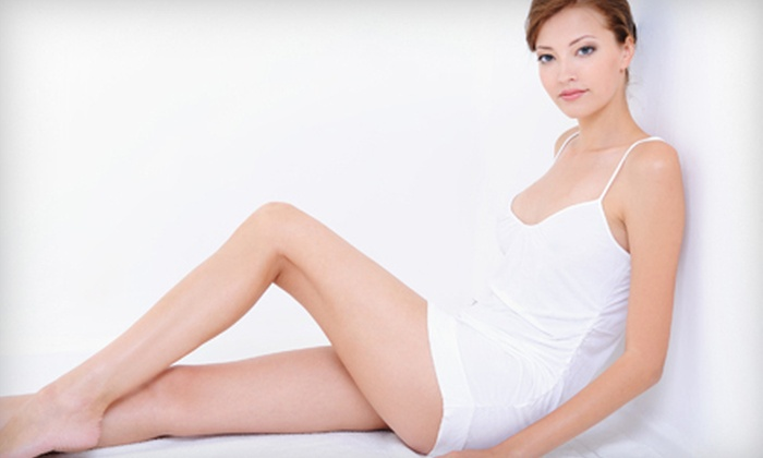 Cosmetic & Laser Specialists - Buckhead-Sandy Springs: Six Laser Hair-Removal Treatments at Cosmetic & Laser Specialists (Up to 95% Off). Four Options Available.