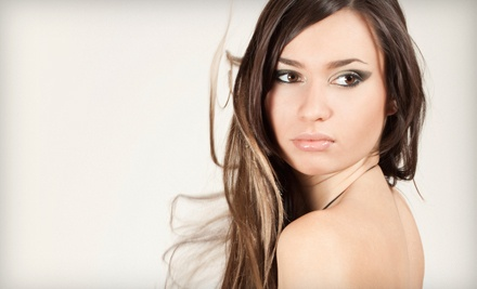 Women's Haircut (a $40 value) - Tyler Day Salon in Holly Springs