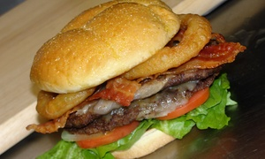 Big City Grill Co.: $11 for Two Groupons, Each Good for $10 Worth of American Food at Big City Grill, Co. ($20 Value)