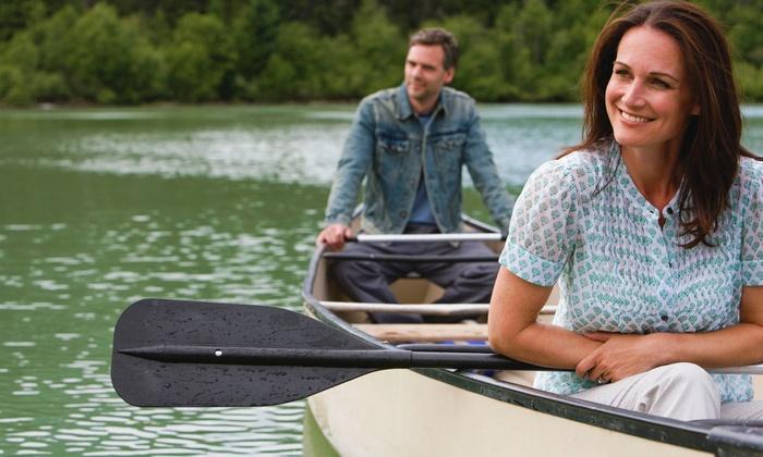 St. Joseph River Canoe & Kayak Livery - St. Joseph: Kayak, Canoe, or Paddle Board Rentals for One or Two from St. Joseph River Canoe & Kayak Livery (Up to 50% Off)