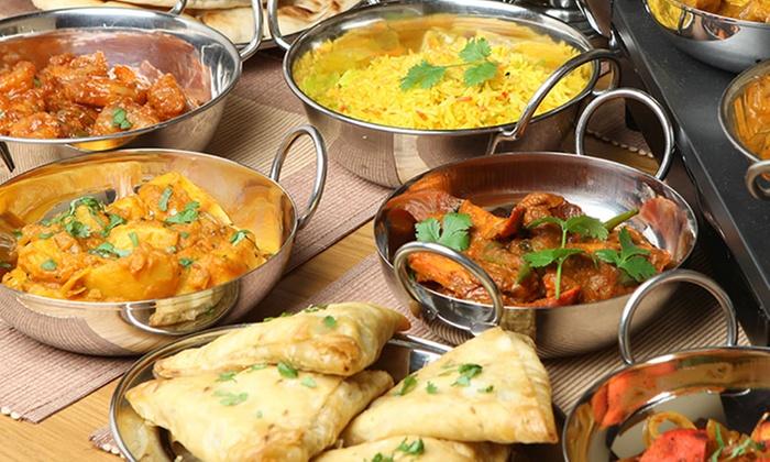 Indisches 3 Gänge Veggie Menü Rajmahal Restaurant Dresden Groupon