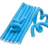 Soft-Bend Cushioned Hair Rollers (10-Pack)