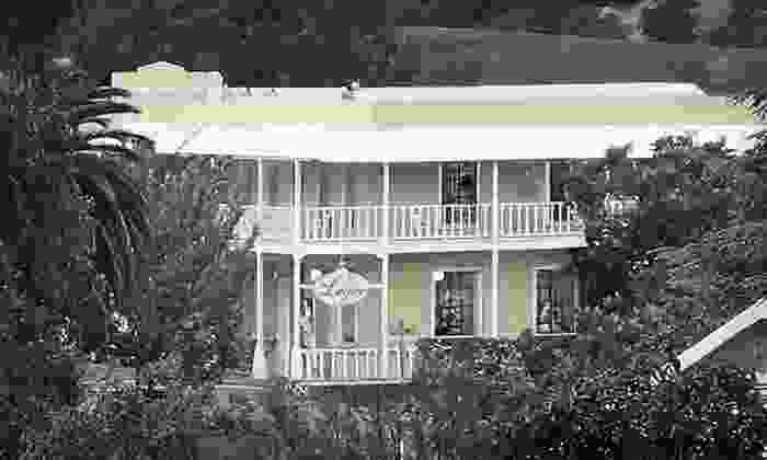 The Historic Hotel Leger - Mokelumne Hill, CA: Two-Night Stay with a Ghost-Hunting Kit at The Historic Hotel Leger near Sacramento