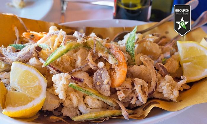 Ristorante Faro Cesenatico - Ristorante Faro: Ristorante Il Faro - Menu con 1 kg di fritto di pesce e vino a 29,90 €