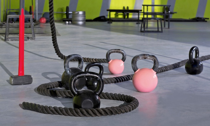 Glory Bound CrossFit - Glory Bound CrossFit: 10 CrossFit Classes or 1 Month of Unlimited CrossFit Classes at Glory Bound CrossFit (Up to 59% Off)