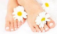 Up to Four 20-Minute Sessions of Laser Fungal Treatment on One or Both Feet at Aesthetica Medi-Spa (Up to 63% Off)